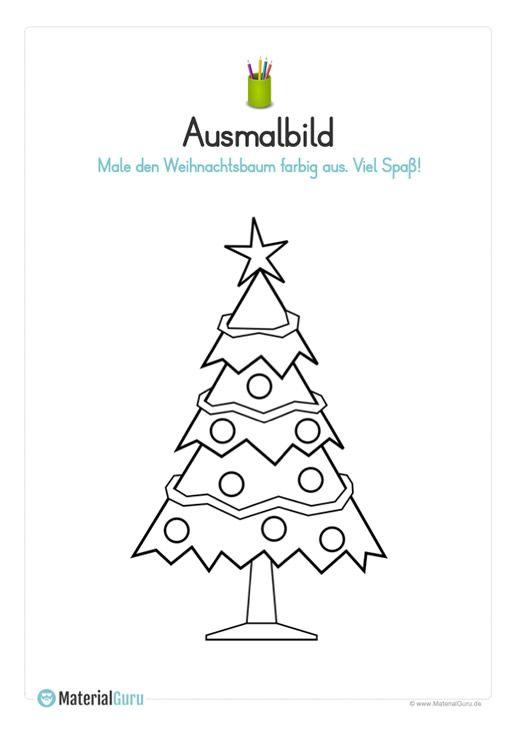 Ein Kostenloses Ausmalbild Zu Weihnachten Mit Einem Weihnachtsbaum Zum Ausmalen Fur Ausmalbilder Weihnachten Kostenlose Ausmalbilder Weihnachten In Deutschland