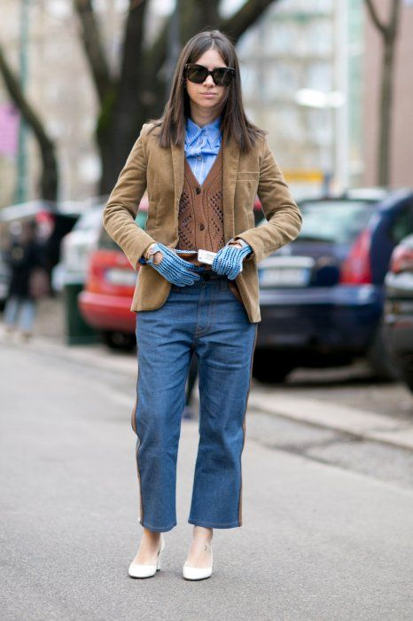 Gallery mfw-glam-style-on-the-street Â« MFW: glam & style on the street | Amica