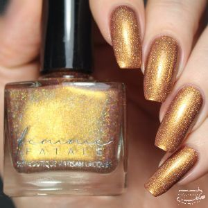 Femme Fatale- Neon Demon Collection- Defiled in Gold