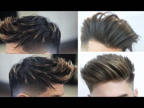 Men S New Curly Meduim Short Hairstyles Video 2019 Youtube Hair Videos Hair Styles Short Hair Styles