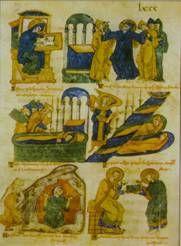 Modelos de Escola na Idade Média - A Vida num Mosteiro Medieval