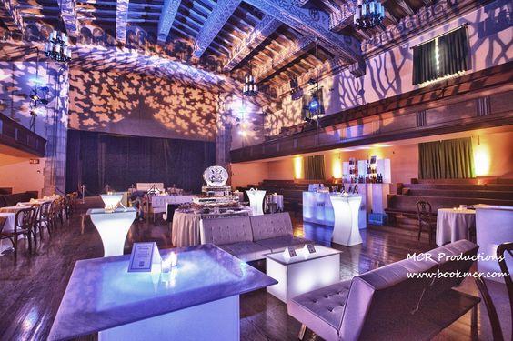 LED Furniture | MCR Productions