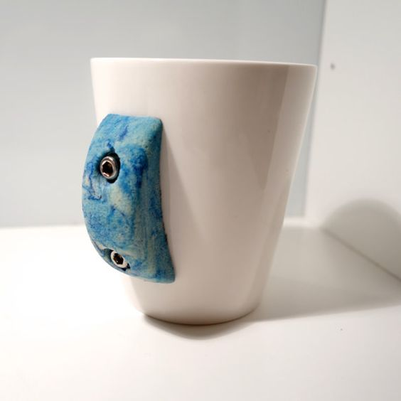 Hey, I found this really awesome Etsy listing at https://www.etsy.com/listing/175749856/rock-climbing-mugs