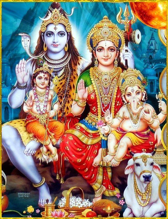 Shiv Parivar Hd Images Wallpaper Photos Pics Free Download Lord Shiva Family Shiva Parvati Images Lord Shiva Wallpaper hd download bhagwan ke