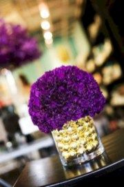 40 Gorgeous Purple And Gold Wedding Ideas Purple And Gold