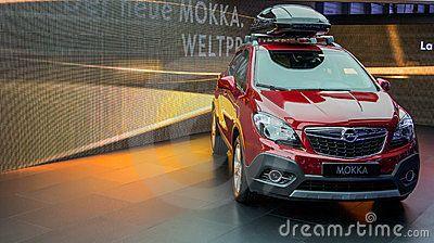 Geneva Motorshow 2012 - New Opel Mokka