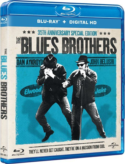 The Blues Brothers [Édition 35ème Anniversaire]
