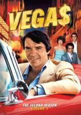 Dan Tanna (Robeert Urich) é um investigador particular na série de TV Vegas de 1978-1981.