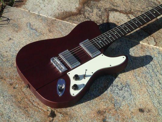 b3 Guitars - Metal Phoenix