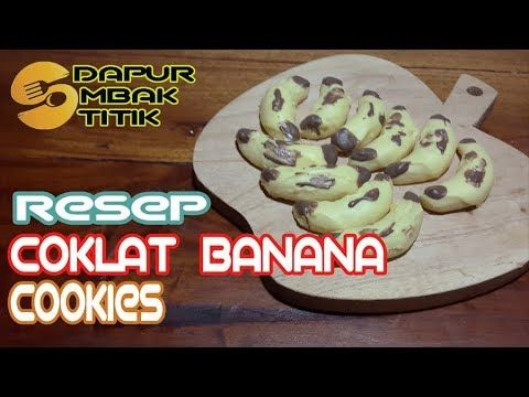 Viral Resep Kue Coklat Pisang Enak Banget Kue Coklat Resep Resep Kue