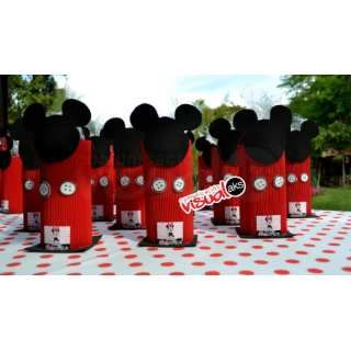 Goma Eva Minnie Mouse | Golosineros De Mickey Y Minnie Mouse (Bolsitas) a ARS 13.5 en ...: