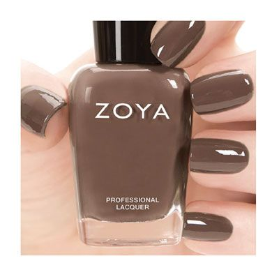 Zoya-Natural-Deux-Collection-Fall-2014-Chanelle – Toasted Almond, Full Coverage Formula
