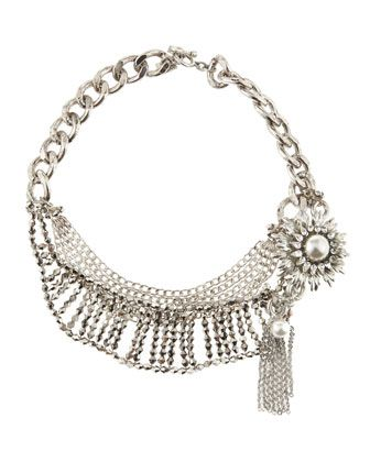RODRIGO OTAZU - Multi-Chain Necklace - Last Call By Neiman Marcus