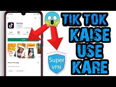 How To Use Tiktok After Ban Tiktok Ban In India How To Unban Tiktok Being Used India Indian Idea
