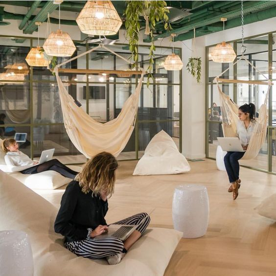 Coworking Space Office Interior Design Office Space Design Coworking Design