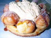 Crème Chiboust - Recette de la crème Chiboust (crème à Saint Honoré)