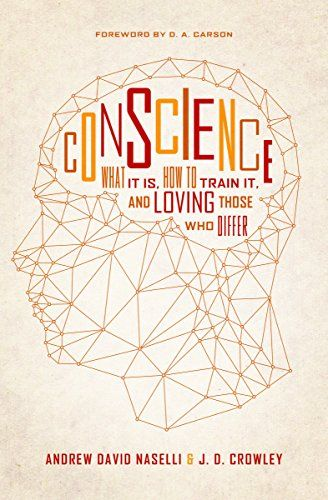 Conscience: What It Is, How to Train It, and Loving Those Who Differ by Andrew David Naselli http://www.amazon.com/dp/1433550741/ref=cm_sw_r_pi_dp_keCbxb0QNQN6B