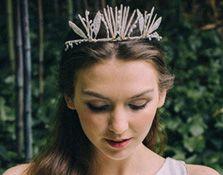 Peinados de novia otoño 2016