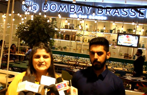 Bombay Brasserle's Newest Outlet At VR MALL