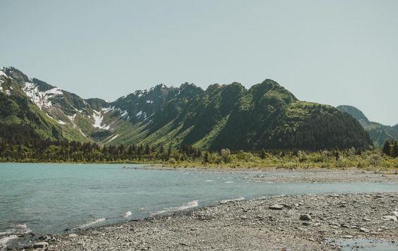 Bear Glacier.