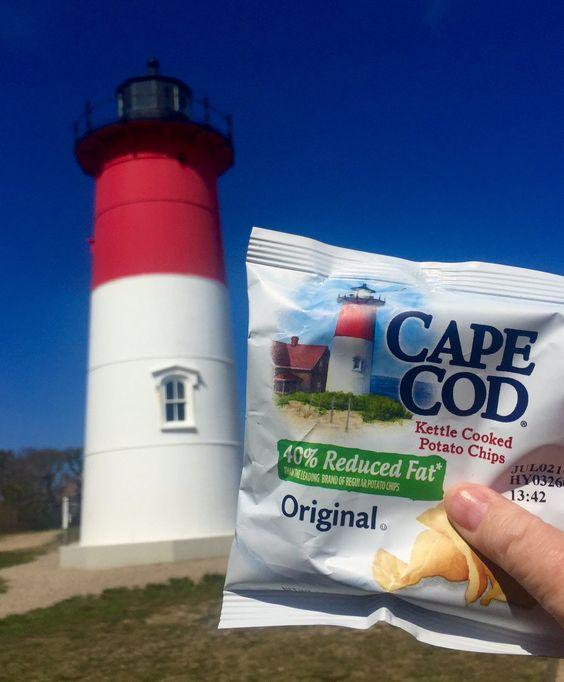 Attractive Cape Cod Chips Logo Part - 9: Pinterest