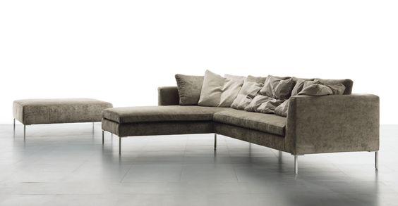 LINK Sofá con chaiselongue by Hoffmann
