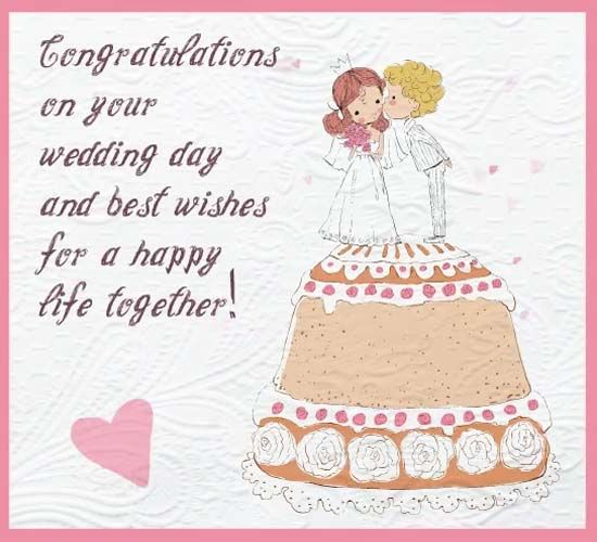 Congratulations And Best Wishes Best Wishes For A Happy Life Together Happy Wedding Anniversary Wishes Happy Wedding Wishes Anniversary Wishes For Friends