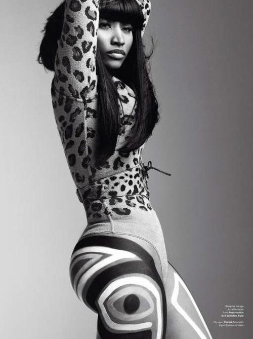 Nicki Minaj- Gorgeous
