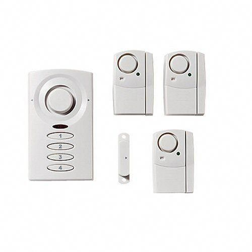 Non Permanant Home Security System For Apartment Dwellers Apartmentdwellers Forapartments Home Security Systems Home Security Alarm Wireless Home Security