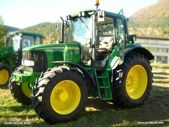 I know......but I love Tractors.