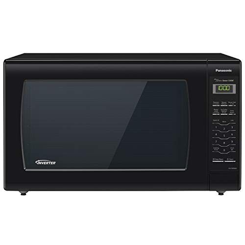 Panasonic Microwave Oven Nn Sn936b Black Countertop With Inverter