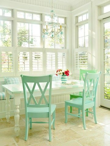 mint dining room