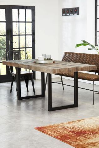 Classics Come In Subtle Forms Our Brooklyn Extending Dining Table
