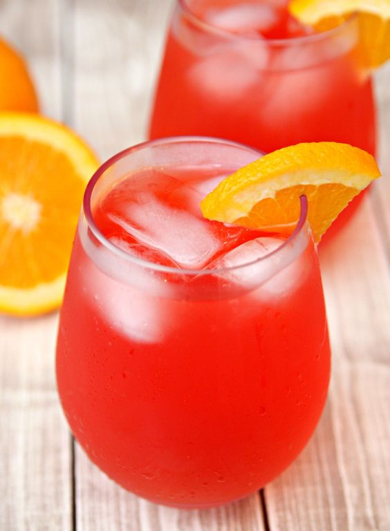 An easy Hurricane Punch recipe that everyone will enjoy.