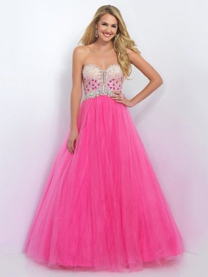 Pink Ball Dress Prom Ball Gowns  ball dress  Pinterest  Prom ...