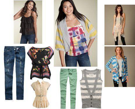 Cute Cheap Teenage Clothing
