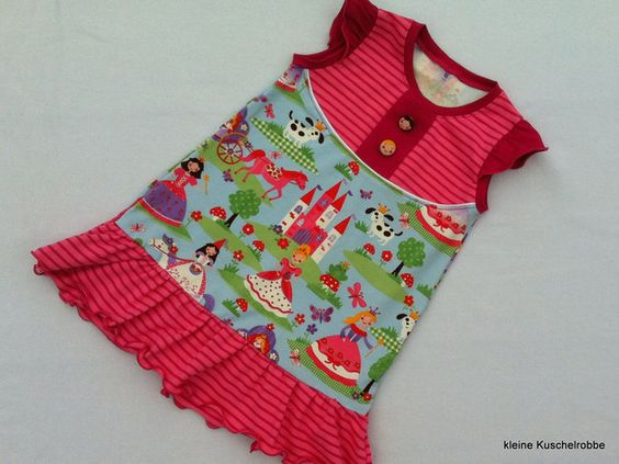 Kleider - Ärmellosen Kleid, Trägerkleid, Tunika, Wunschgröße - ein Designerstück von kleine_Kuschelrobbe bei DaWanda
