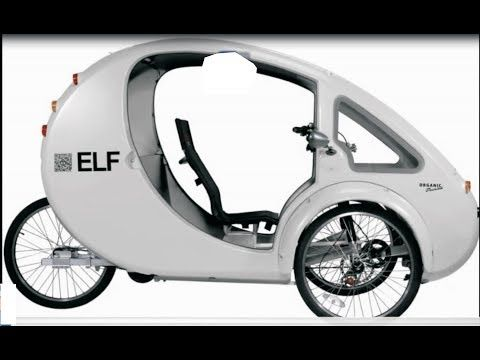 Self Running Electric Car With Wonderful Options No Petrol No Gas Youtube Electric Trike Tricycle Power Bike