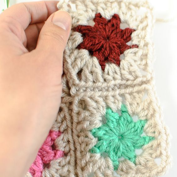 how to join with a slip stitch