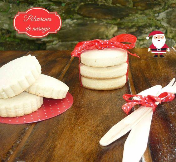 Los polvorones son mi dulce favorito de las navidades. Entre otras muchas cosas siempre me tardan estas fiestas para comerlos, sobre todo l...