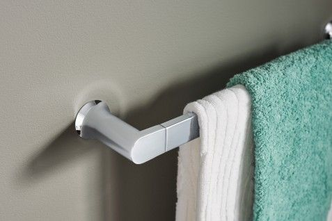 genta chrome 24 towel bar bh3824ch