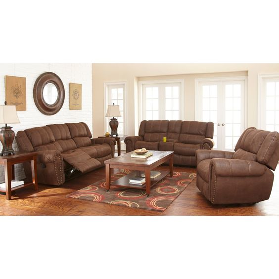 Loveseats Loveseat Recliners And Living Room Sofa On