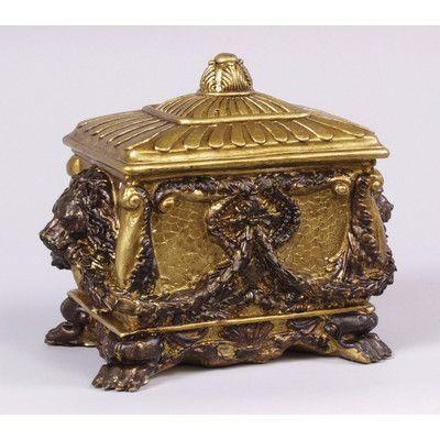 AA Importing Rectangular Decorative Box