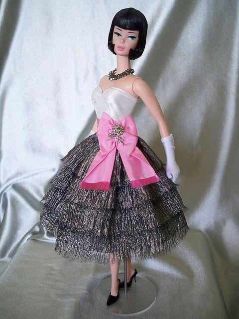 """Night Blossoms"" by Matthew Sutton OOAK Silkstone doll"