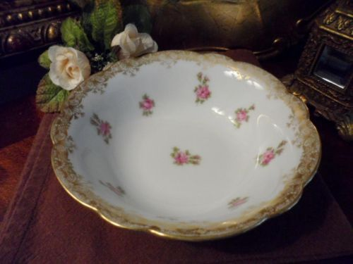 Limoges France Porcelain by eaglesnesst