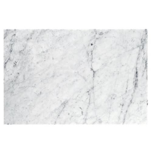 Bianco Carrara Honed Marble Tile In 2020 Honed Marble Tiles Honed Marble Carrara