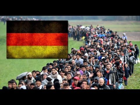 SYRIAN 'REFUGEES' CAUGHT PLOTTING MASSIVE TERROR ATTACK IN GERMANY - YouTube