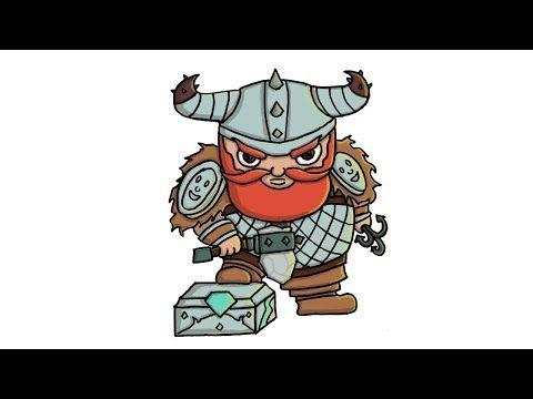 Cara Menggambar Franco Mobile Legend Role Tank Hook Dengan Style Kartun Chibi Youtube Chibi Kartun Cara Menggambar
