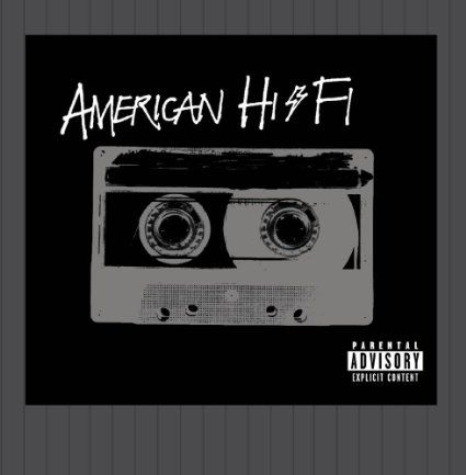 American Hi-Fi #music #cd #audio