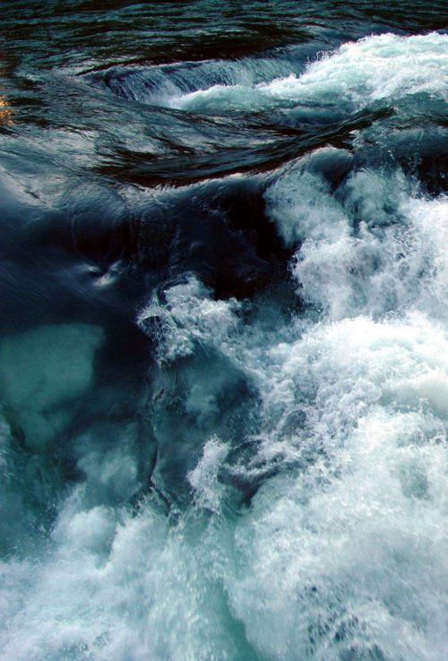 Nature's fury - the ocean::